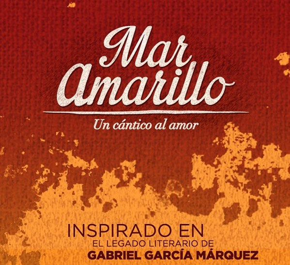 Mar amarillo
