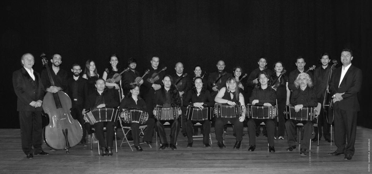Concierto Orquesta de Tango deBogotá