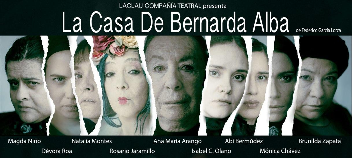 La casa de BernardaAlba