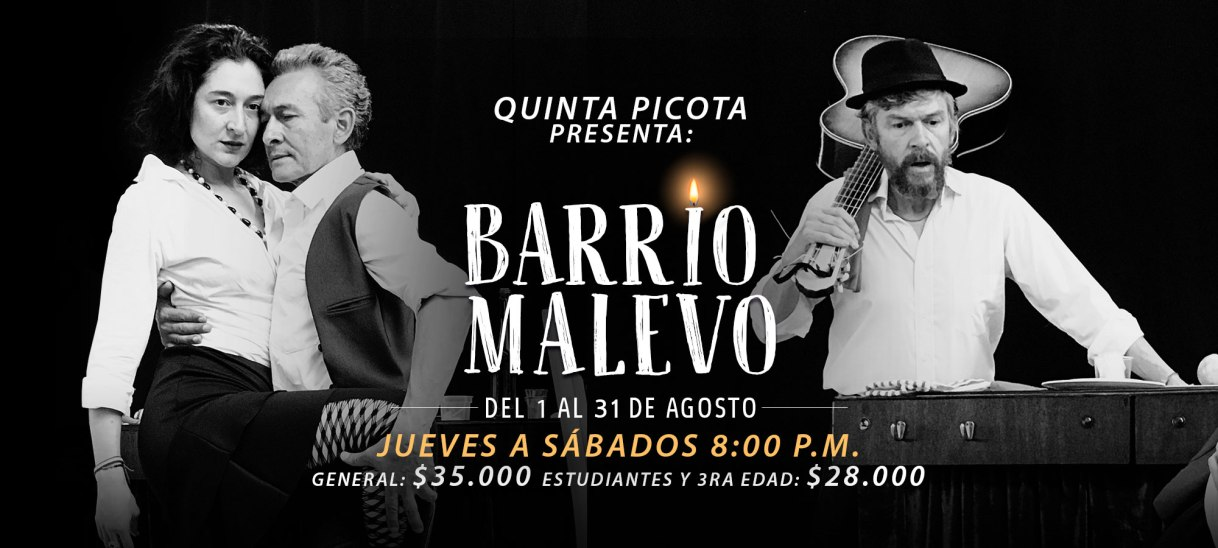 BARRIO MALEVO